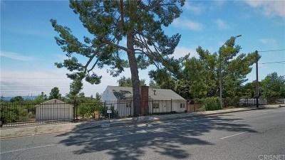 Granada Hills Single Family Home For Sale: 17844 Rinaldi Street