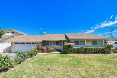 West Hills Single Family Home For Sale: 22457 Burton Street
