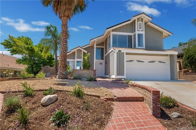 Los Angeles County Single Family Home For Sale: 27835 Palmetto Ridge Drive