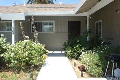 Granada Hills Single Family Home For Sale: 11867 Balboa Boulevard