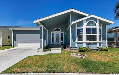 Santa Clarita, Canyon Country, Newhall, Saugus, Valencia, Castaic, Stevenson Ranch, Val Verde Single Family Home For Sale: 20001 Shadow Island Drive