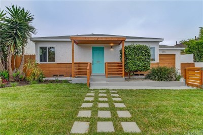 Los Angeles Single Family Home For Sale: 12816 Rubens Avenue