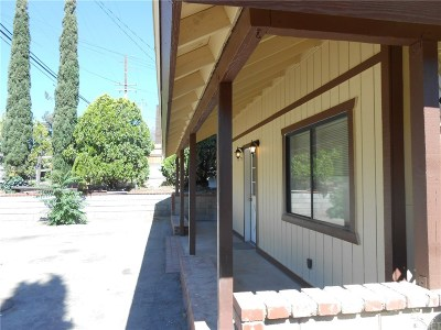 Frazier Park Single Family Home For Sale: 3205 Mt Pinos Way