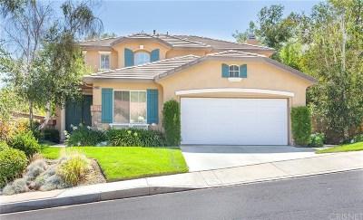 Saugus Single Family Home For Sale: 29045 Raintree Lane