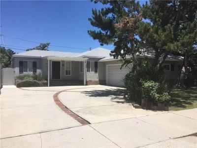 Tarzana Single Family Home For Sale: 18421 Bessemer Street