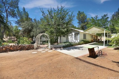 Acton Single Family Home Active Under Contract: 3861 Nickels Avenue