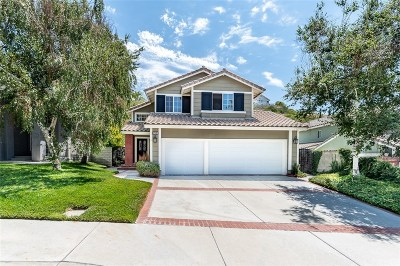 Canyon Country Single Family Home For Sale: 29318 Begonias Lane