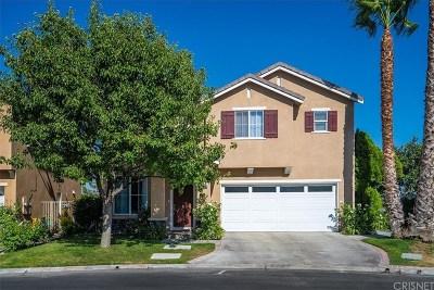 Valencia Single Family Home For Sale: 27906 Agapanthus Lane