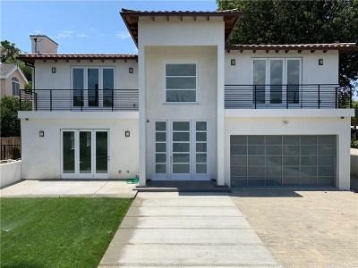 Tarzana Single Family Home For Sale: 5655 Donna Avenue