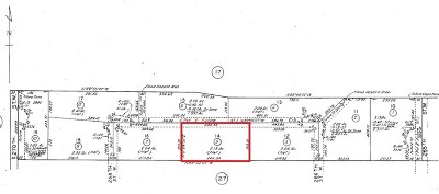 Lancaster Residential Lots & Land For Sale: Avenue C3 And 267th St W