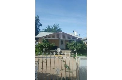Los Angeles Single Family Home Active Under Contract: 3012 West Avenue 32