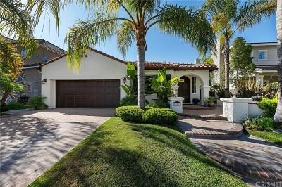Stevenson Ranch Single Family Home For Sale: 25517 Sinclair Place