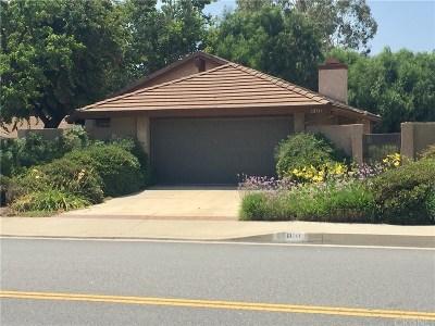 Valencia Single Family Home For Sale: 23741 Alta Madera Drive