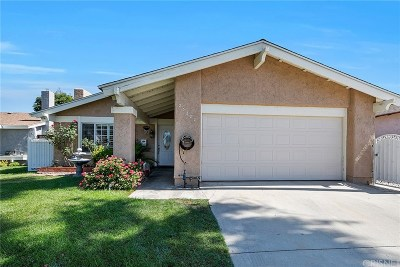 Valencia Single Family Home For Sale: 23222 Via Barra