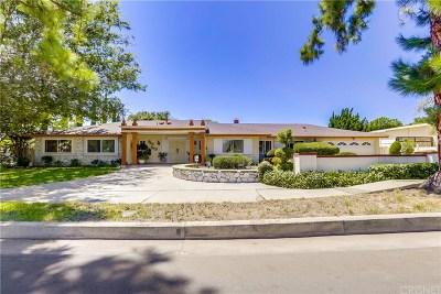 Northridge Single Family Home Active Under Contract: 9901 Tunney Avenue