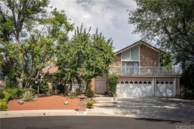 Chatsworth Single Family Home For Sale: 10300 Steven Place