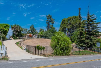 Moorpark Single Family Home Active Under Contract: 10950 Citrus Drive