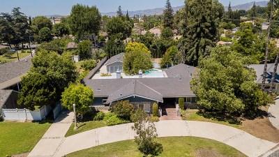 Northridge Single Family Home For Sale: 9445 Claire Avenue