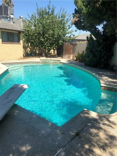 Panorama City Single Family Home For Sale: 14400 Parthenia Street
