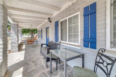 Canyon Country Single Family Home For Sale: 27944 Lost Springs Road