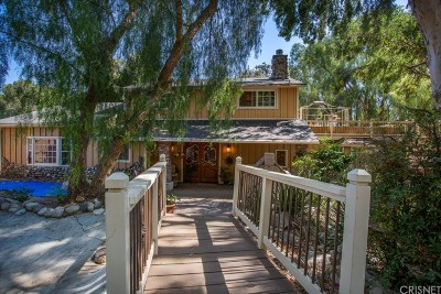Chatsworth Single Family Home For Sale: 23209 Schumann Road