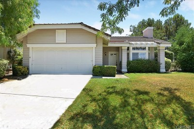 Valencia Single Family Home For Sale: 27202 Waterford Drive