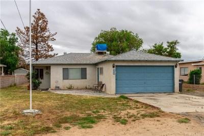 Quartz Hill Single Family Home For Sale: 5231 West Avenue L6