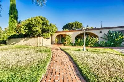 Reseda Single Family Home For Sale: 19436 Lull Street