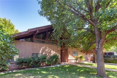 Lake Hughes Single Family Home For Sale: 18058 Albyn Court