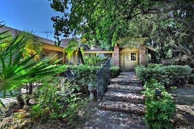Los Angeles County Single Family Home For Sale: 19100 Wells Drive