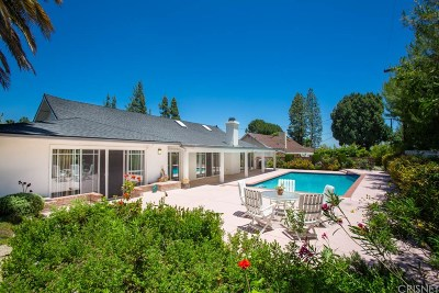 Los Angeles County Single Family Home For Sale: 23764 Clarendon Street