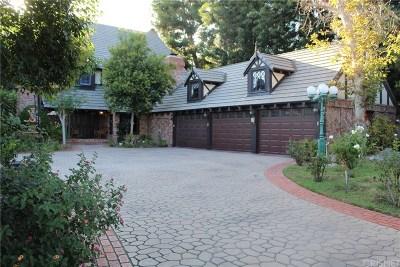 Northridge Single Family Home For Sale: 9421 Vanalden Avenue