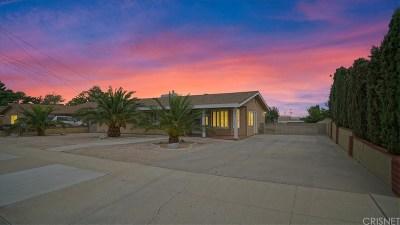 Quartz Hill Single Family Home For Sale: 5051 West Avenue M4