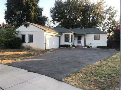 Granada Hills Single Family Home For Sale: 10331 Collett Avenue