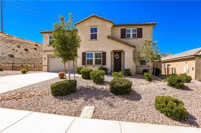 Palmdale Single Family Home For Sale: 2728 Bower Place