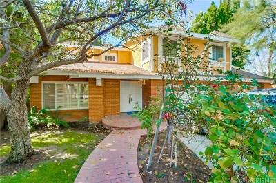 Sherman Oaks Single Family Home For Sale: 13134 Albers Street