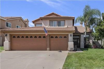Riverside County Single Family Home For Sale: 20738 Brana Road