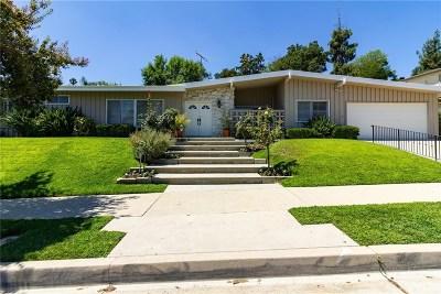 Tarzana Single Family Home For Sale: 18700 Paseo Nuevo Drive
