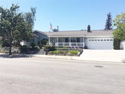 Camarillo Single Family Home For Sale: 249 Calle Navarro