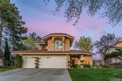 Quartz Hill Single Family Home For Sale: 41820 Elk Run Lane