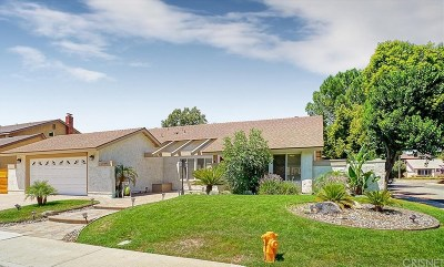 Valencia Single Family Home For Sale: 25695 Yucca Valley Road