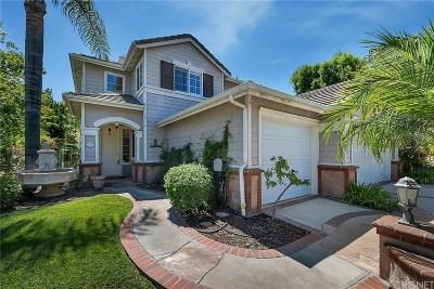 Stevenson Ranch Single Family Home For Sale: 26022 Carroll Lane