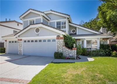 Sherman Oaks Single Family Home For Sale: 4543 Cedros Avenue