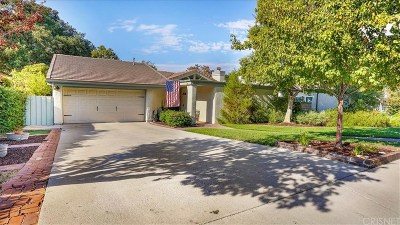 Newhall Single Family Home For Sale: 23363 Alamos Lane