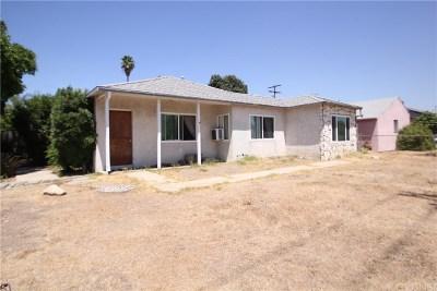Arleta Single Family Home For Sale: 12955 Montague Street