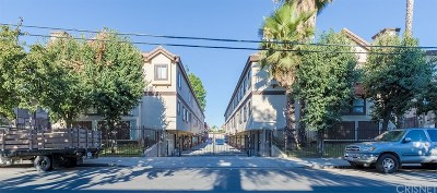 Panorama City Condo/Townhouse For Sale: 8834 Willis Avenue #16B