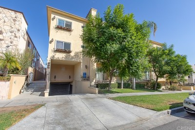 Burbank Condo/Townhouse For Sale: 626 East Orange Grove Avenue #101