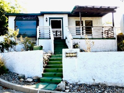 Glendale Single Family Home Active Under Contract: 3659 2nd Avenue