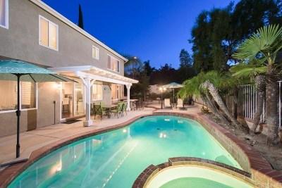 Stevenson Ranch Single Family Home For Sale: 26003 Salinger Lane