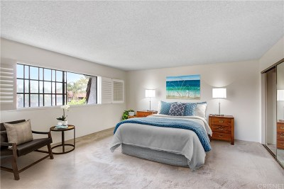 Tarzana Condo/Townhouse For Sale: 5339 Lindley Avenue #308